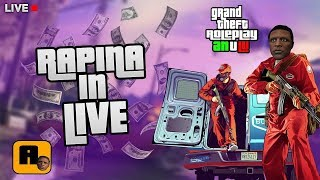 WEBCAM?? PROBABILE RAPINA!! || GTA 5 ITA VITA REALE