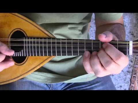 Tico Tico no Fubá - mandolin - Paris Perisinakis