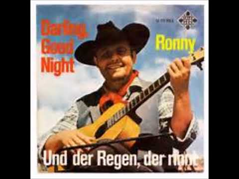 Darling Good Night  -   Ronny 1965