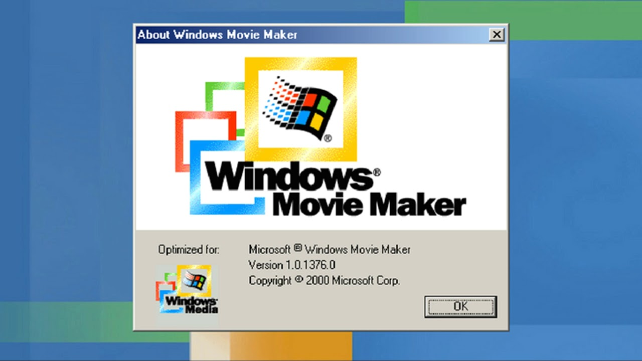 window moovie maker2000