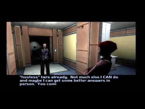 Playable Deus Ex Invisible War- Part 1  