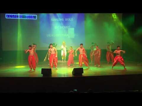 Ganpati Dance 2016