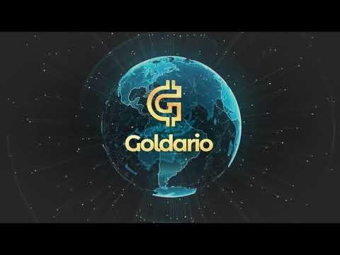 Goldario. World First Digitalize Mining Of Valuable Stones Platform.