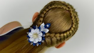 ONE-SIDED FRENCH braid