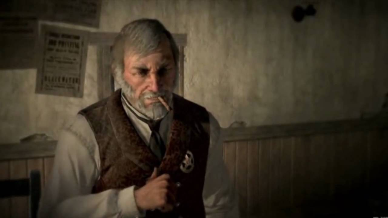 how to get the schofield revolver in red dead redemption