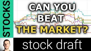 Can You BEAT The Market? - YouTube Stock Market Draft