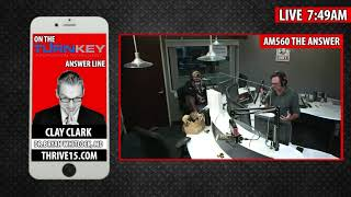 Clay Clark and Dr.Bryan Whitlock, MD. on their lawsuit against Tulsa's mask mandate
