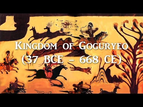 The Rise and Fall of Goguryeo