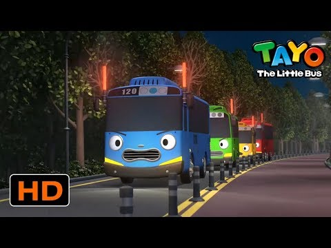 Tayo English Episodes L Little Buses The Ghostbusters! L Tayo The Little Bus