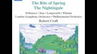 Stravinsky -  17. Le Rossignol - Act 2 - The Mechanical Nightingale