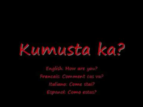 Learn to speak filipino greetings youtube learn to speak filipino greetings m4hsunfo