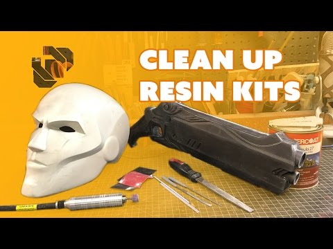 Cleaning Up Prop Kits - Prop: Live from the Shop