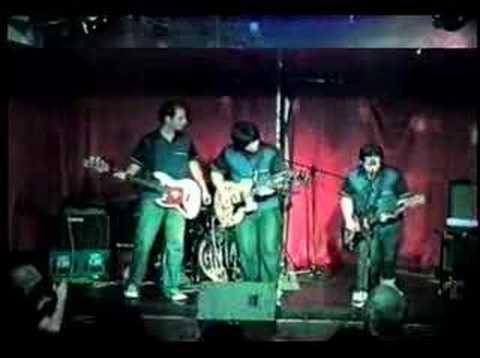 Intoxica - The Vulcanos