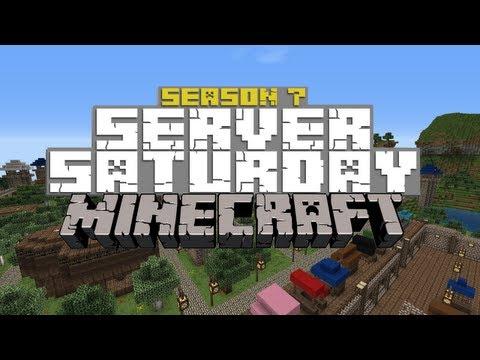 Server Saturdays - S07 Episode 2 - Nubtown Part 2