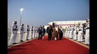 Արմեն Սարգսյանը պաշտոնական այցով Կատարում է