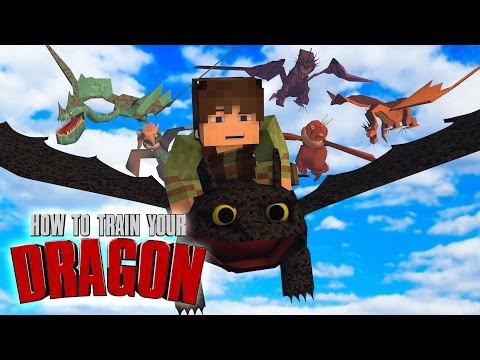 "Minecraft | How To Train Your Dragon Ep 16! ""NEW ICE DRAGONS"" Mp3"