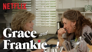 Grace and Frankie - Official Trailer - Netflix [HD]