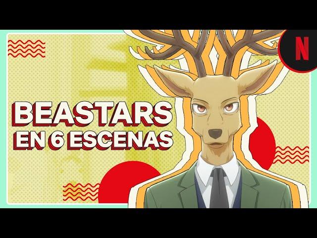 Beastars | 6 escenas para entender la serie | Netflix