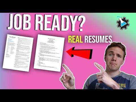 Can you get a job with these REAL resumes? (Resume Review