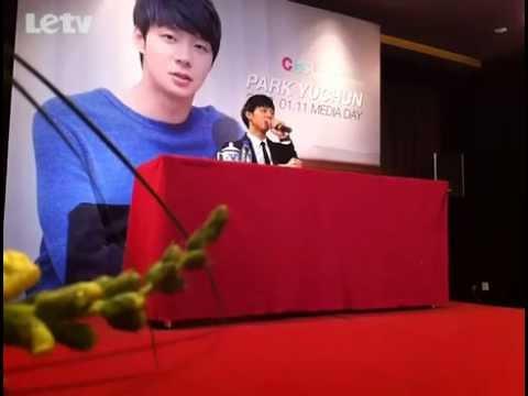[130110] Yuchun Beijing Media Day #2