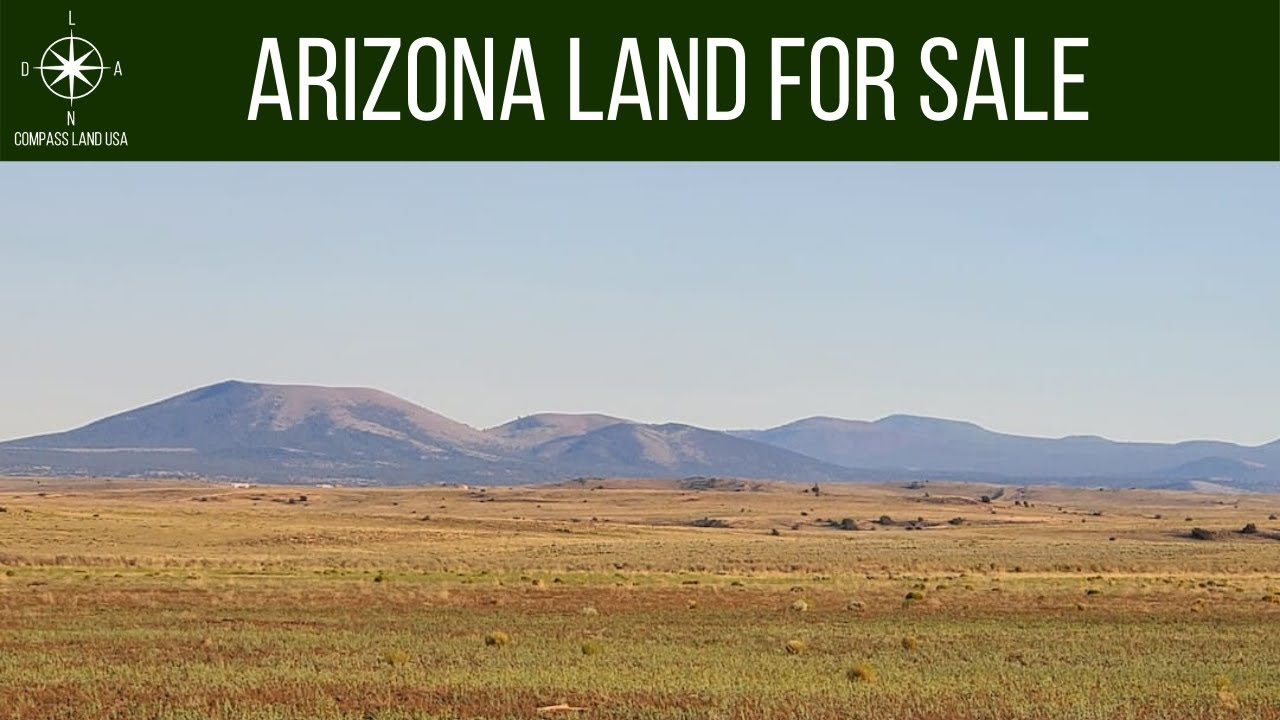 SOLD By Compass Land USA -5.06 Acres Land for Sale In Concho Apache County Arizona