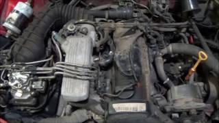 👁️🗨️ замена форсунок Audi100 AAD