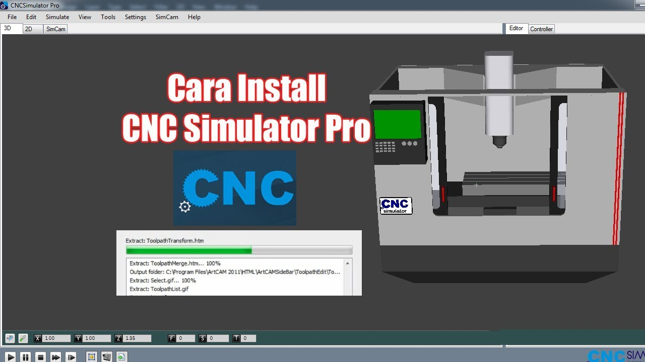 cnc simulator pro crack free download