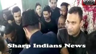 Akbar uddin owaisi And Nooruddin owaisi Visited Bibi Ka Alawa Hyderabad 2018