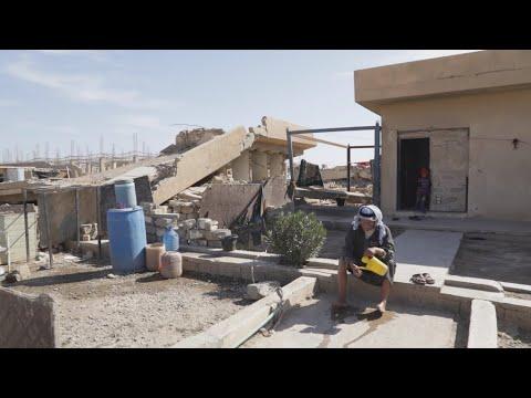 Irak : reportage à Tikrit, libérée du groupe EI mais toujour en ruines