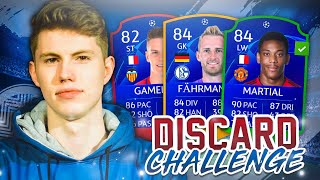 FIFA 19: UEFA CHAMPIONS LEAGUE DISCARD PACK CHALLENGE! 😱🔥