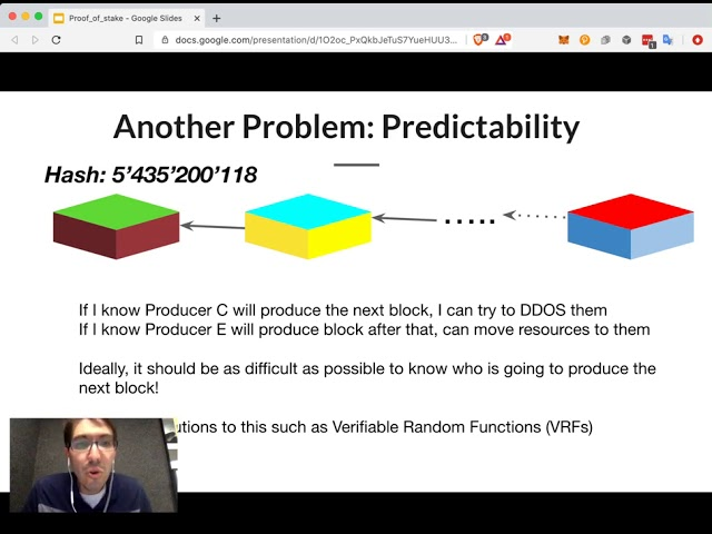 Lecture 15: Proof-of-Stake