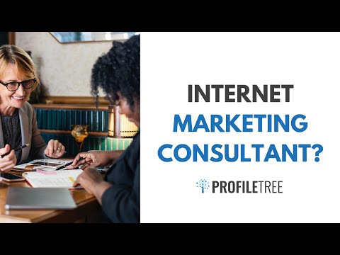 Benefits of an Internet Marketing Consultant