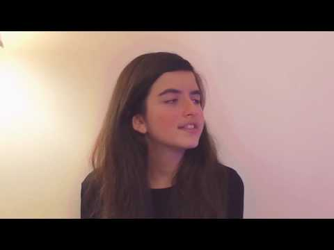 Angelina Jordan - Welcome to My World (Elvis Presley) - Sound remastered