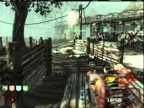Shi No Numa: Black Ops Zombies Part 4 FreshMentos and Friends Waffles FTW