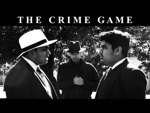 THE CRIME GAME
