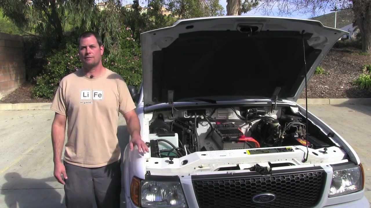 EV West Shop Truck Walkthrough - 2003 Ford Ranger ...