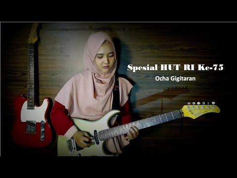 Tanah Airku U0026 Indonesia Pusaka (medley) ocha Cover 