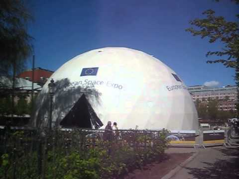 european space expo stockholm