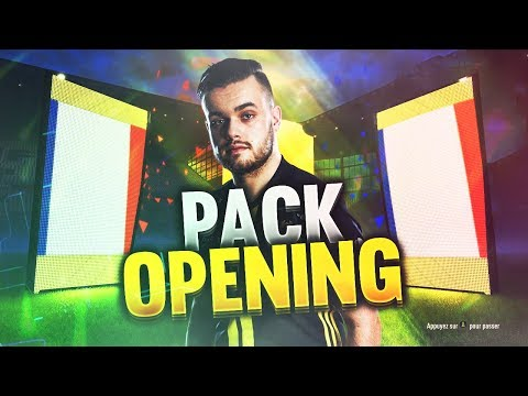 FIFA 18 - Pack Opening : 10 Packs à 15K + 5 Packs à 12,5K !