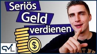 Seriös Geld Verdienen Im Internet - Top 3 & Meine Erfahrungen