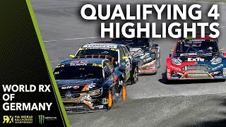 Qualifying 4 Highlights | 2018 World Rallycross of Germany