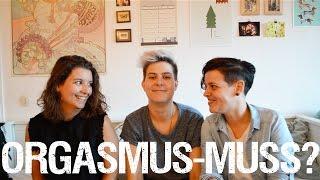[The Queer L-Vlog] Folge 1: Orgasmus-Muss? (English & German Subtitles)
