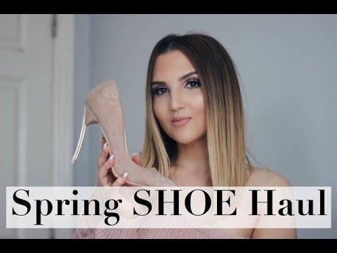 spring-shoe-haul
