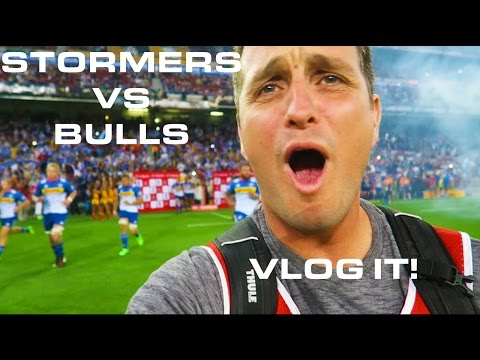 Kicked out by security at Newlands Stormers vs Blue Bulls – VLOG 055
