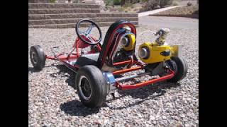 Download Vintage Go Kart 1962 Rupp Dart A Bone With