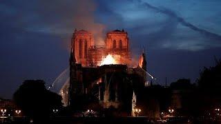 Notre-Dame de Paris : des dégâts considérables