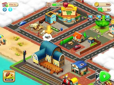 Merge Train Town Gameplay Part 2  