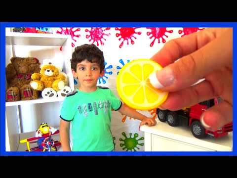 Thumbnail: Learn Names of Fruits and Vegetables for kids
