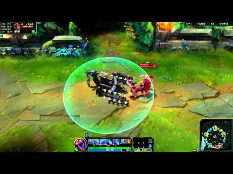 Battlecast Skarner (2015) Skin Spotlight - League of Legends