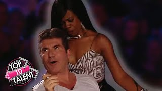 Download TOP 10 BEST And FUNNIEST SASSY Auditions On Got Talent, X Factor And Idol!
